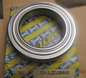 SNR Sealed Roller Ball Bearing 6013 ZZJ30A50 6013ZZJ30A50 6013 J30 6013J30 New
