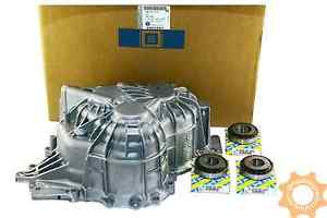 M32 / M20 Gearbox 3 x Uprated SNR 62mm Top Casing Bearings and Back Case OE
