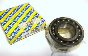 BRAND  IN BOX SNR SELF ALIGNING BALL BEARING 40MM X 80MM X 23MM 2208.G15
