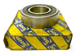 SNR BEARING 6004J30, MADE IN FRANCE, 20 X 42 X 12 MM