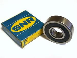 BRAND  IN BOX SNR SINGLE ROW BALL BEARING 20MM X 52MM X 15MM 6304 EE