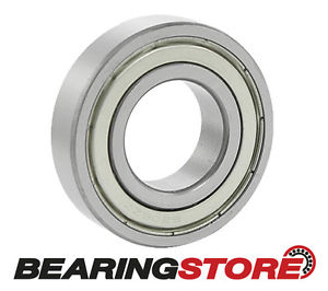 6206-2Z – SNR – METRIC BALL BEARING – METAL SHIELD