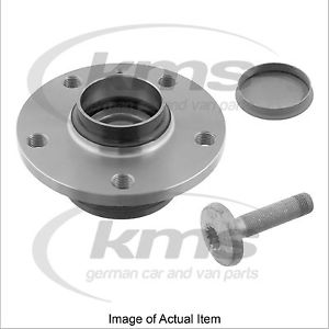 WHEEL HUB INC BEARING VW Golf Hatchback TSI 160 MK 6 (2009-) 1.4L – 158 BHP Top