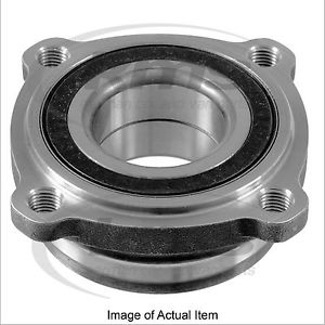 WHEEL BEARING BMW 6 Series Coupe 630i E63 3.0L – 255 BHP Top German Quality