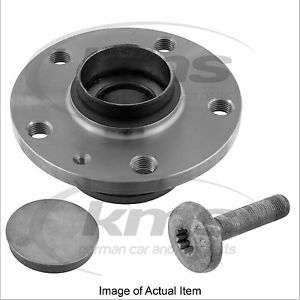 WHEEL HUB INC BEARING VW Jetta Saloon TDI 140 (2006-2011) 2.0L – 138 BHP Top Ger