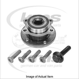 WHEEL HUB AUDI A3 (8P1) 1.8 TFSI quattro 160BHP Top German Quality