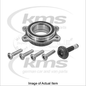 WHEEL BEARING KIT AUDI A4 (8K2, B8) 2.0 TDI 143BHP Top German Quality