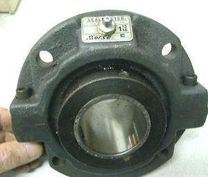 "MORSE SEALMASTER PILOTED FLANGE BEARING RFP115 1-15/16"" 550327"