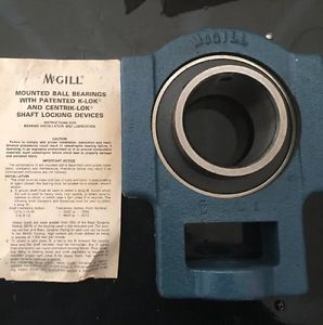 TC-25-2-7/16 MCGILL New Ball Bearing