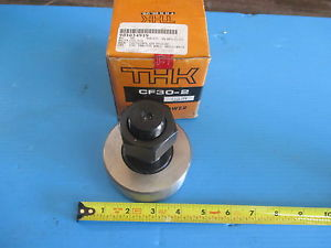 THK CF30 2 CAM FOLLOWER BEARING TRANSMISSION METALWORKING TOOLING