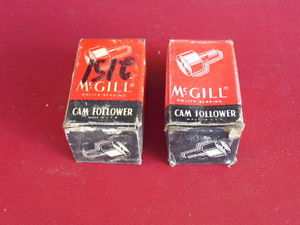(2) McGill Camrol CF-7/8 & CF-1-B Cam Followers Just $14.99