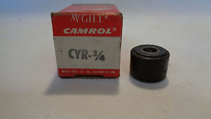 IN BOX MCGILL CYR-3/4  CAM FOLLOWER BEARING