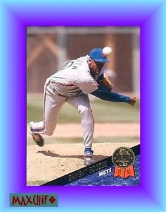 DWIGHT GOODEN New York METS RHP The LEAF Series One 1993 Card # 203 USA MINT!!!