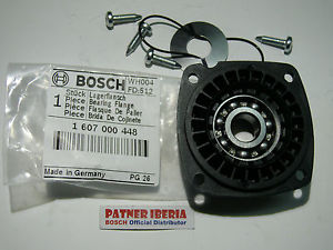 1607000448 Bearing Flange Lagerflansch Flasque of Paller Flange Bearing BOSCH