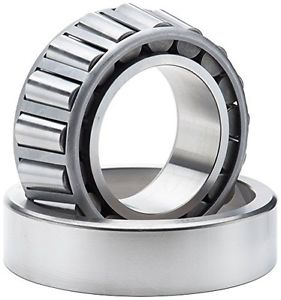 "Peer Bearing LM501314 LM501300 Series Tapered Roller Bearing Cup, 2.8910"" OD,"