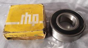 New Genuine RHP Rubber sealed Metric Wheel bearing LJ35WRR 35x72x17