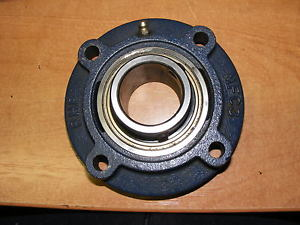 RHP MFC3 1040G Round 4 Bolt Flanged Bearing Housing