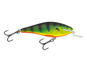 Salmo Executor Wobbler Shallow Runner RHP Real Hot Perch