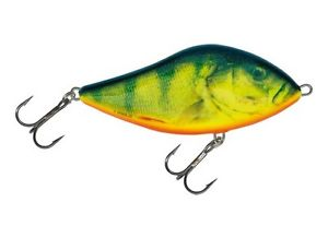 Salmo Slider Jerkbait perche chaud perche RHP
