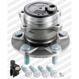 SNR Wheel Bearing Kit FORD C-MAX (DM2)1.6 MPV 2007-  74Kw 100Hp 1596cc