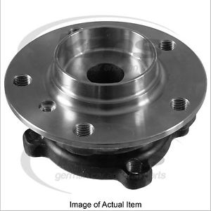 WHEEL HUB INC BEARING BMW 7 Series Saloon 735i E65 3.6L – 272 BHP Top German Qua