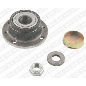 SNR Wheel Bearing Kit FIAT DOBLO (119)1.2 (223AXA1A) MPV 2001-  48Kw 65Hp 1242cc