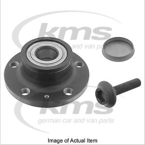 WHEEL HUB INC BEARING VW Caddy Van TDI 75 (2010-) 1.6L – 74 BHP Top German Quali