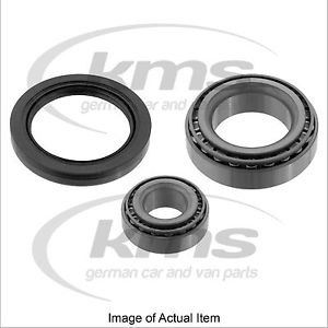 WHEEL BEARING KIT Mercedes Benz E Class Saloon E200CGI BlueEFFICIENCY W212 1.8L