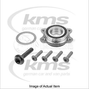 WHEEL BEARING KIT AUDI A6 (4F2, C6) 2.8 FSI quattro 220BHP Top German Quality