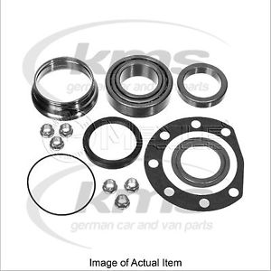 WHEEL BEARING KIT MERCEDES T1 PlatForm Chassis Cab (602) 310 D 2.9 95BHP Top Ger