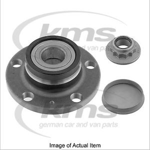 WHEEL HUB INC BEARING VW Polo Hatchback  MK 5 6R (2009) 1.2L – 59 BHP Top German