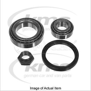 WHEEL BEARING KIT VW TRANSPORTER T3 Bus 2.1 87BHP Top German Quality