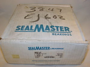 "SealMaster MSF-47 2-15/16"" Bore Flange Unit Bearing"