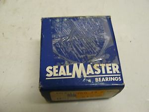 SEALMASTER ER-12 BALL BEARING W/ SET SCREW LOCK AND SNAP RING .75 INCH
