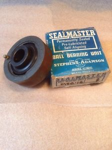 "Seal Master MSC-16 Ball Bearing Never Used! In Box 1"" Free Shipping! Borg Warner"