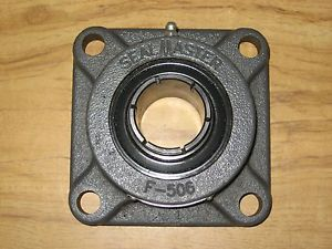 "SEALMASTER SF-23T 4-BOLT FLANGE BEARING 1-7/16"" BORE"