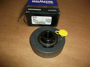 "Seal Master Gold Line Bearing SC-12   3/4""       IN BOX"
