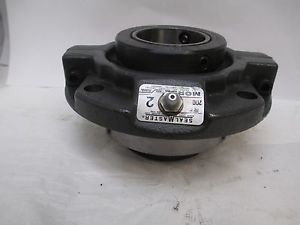 "SEALMASTER MORSE PILOTED FLANGE BEARING RFP200 2"" BORE"