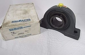 "SEALMASTER NP-32 2"" BORE NON-EXPANISON BALL BEARING,FLANGE MOUNT PILLOW BLOCK"