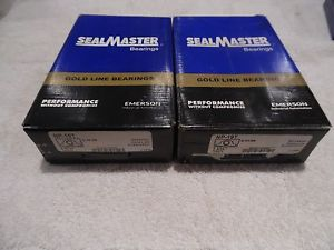 "Sealmaster NP-19T Pillow Block  Bearing Two-Bolt Base Round 1-3/16"" NIB 2 for 1"