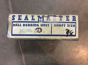 "Seal Master SCHB-30 1_7/8"" Take-up Bearing Stephens Adamstown Screw Conveyor"