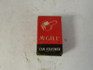 McGill CF-3/4 Cam Follower 3/4 In Heavy Stud !  !