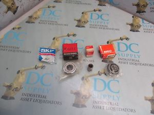 THOMSON MRC SKF MCGILL A61014 488502 6072Z 03-0850-97 BEARINGS LOT OF 4