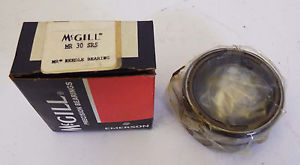 1  MCGILL MR 30 SRS CAM YOKE ROLLER BEARING NIB