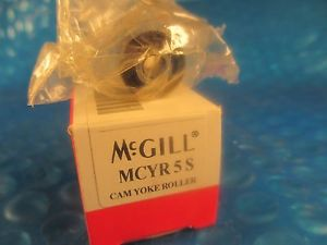 McGill MCYR5 S, MCYR 5 S, 5 mm Metric Cam Yoke Roller