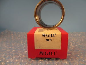 "MCGILL MI27, MI 27,1 11/16"" ID x 2"" OD x 1 1/4"" Wide Inner Ring"
