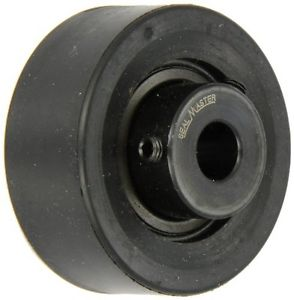 Sealmaster SRC-10 Ball Bearing Cartridge Unit, Setscrew Locking Collar, Felt