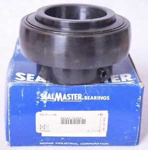 "NIB 2-211 700047 SealMaster Gold Line Bearing 2-11/16"" FREE SHIPPING"