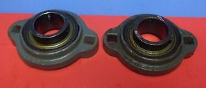 "Seal Master Bearing Pillow Block / Flange  L-23  / LFT-23  1.440"" ID"