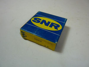 SNR 16004 Single Row Ball Bearing !  !